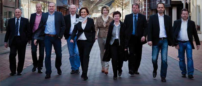 unsere Kandidaten 2014